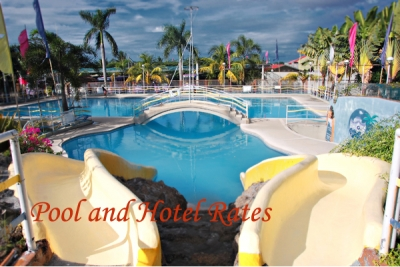Pool and Hotel Rates